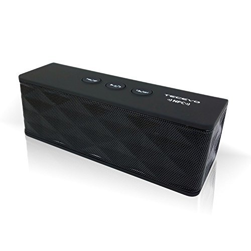 tecevo-t4-nfc-bluetooth-wireless-speaker-with-nfc-pairing-and-microphone-6w-rms-black