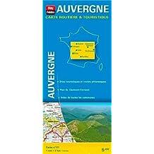 Auvergne : 1/200 000