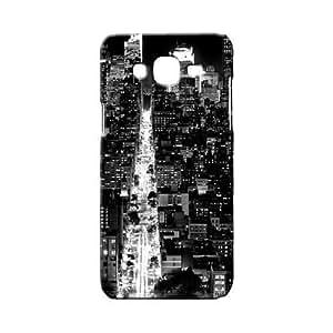 BLUEDIO Designer 3D Printed Back case cover for Samsung Galaxy E7 - G0798