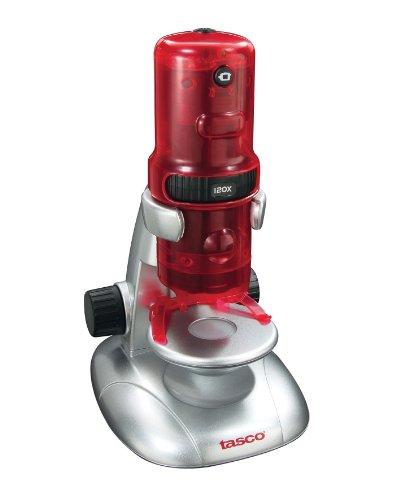 Bushnell Digital Microscopio, Unisex - Adulto, Rosso, Taglia Unica