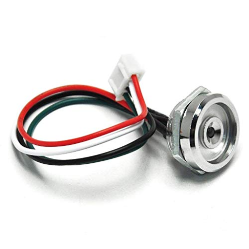 UIOTEC DS9092 Zinc Alloy Probe iButton Probe/Reader with LED for Arduino AE1264* Ibutton Reader