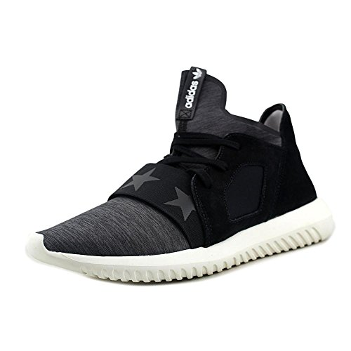 Adidas Tubular Defiant Synthétique Baskets Black-Black-White