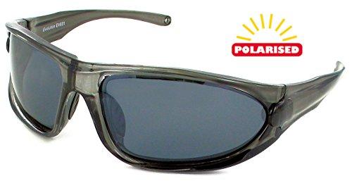Evolution Brille Bermuda polarisierte Sonnenbrille für Wassersport, Bootfahren, Angeln