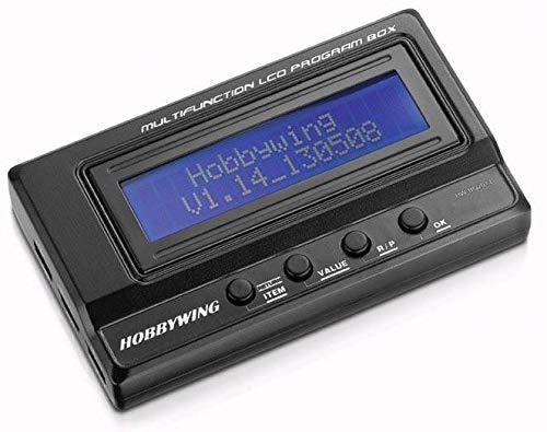 Hobbywing LCD Programm Box für ESC Platinum / Xerun / Ezrun -