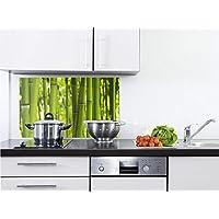 suchergebnis auf f r glasbilder bambus k che haushalt wohnen. Black Bedroom Furniture Sets. Home Design Ideas