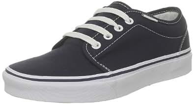 Vans U 106 VULCANIZED NAVY V99ZNVY Unisex-Erwachsene Sneaker, Blau (Navy NVY), EU 34.5 (UK 2.5/ US 3.5)