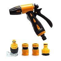 High Pressure Pure Copper Sprayer Water Spray Gun for Spray Gun Garden Sprinkler Car Wash Supplies Support Adjustable Water Flow