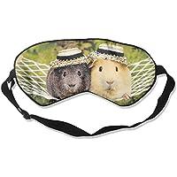 Eye Mask Eyeshade Hamster Guinea Pig Sleep Mask Blindfold Eyepatch Adjustable Head Strap preisvergleich bei billige-tabletten.eu