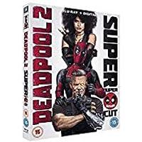 Deadpool 2 (4K Blu-ray + Blu-Ray + Digital Download]