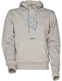Lets Make Brownies - Funny Unisexo Hombre Mujer Sudadera con Capucha Gris Mens Womens Hoodie Sweatshirt