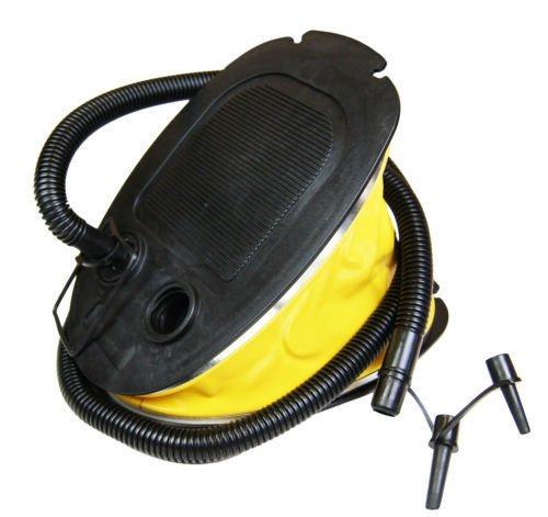 Generic WS FOOTPUMP 5 Liter Klingel belüftet den Fuß, Luftpumpe, Schritt A Betten, Boot, UMP, Trittholz, Schwimmbecken, aufblasbares Spielzeug -