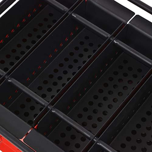 vidaXL Compattatore di Carta in Acciaio 38x31x18 cm Pressa Riduttore Cartone