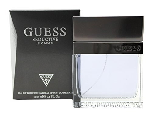 Guess Seductive Eau de Toilette spray per uomo, 100 ml/96,4 gram by Guess