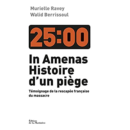 In Amenas, histoire d'un piège (NON FICTION)
