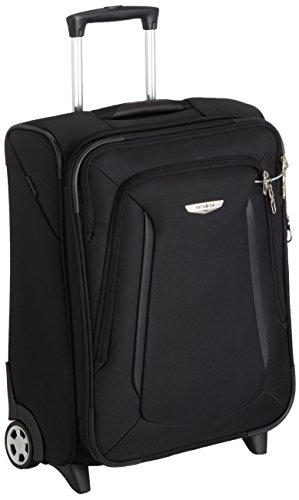 Samsonite X'Blade 2.0 Upright 55/20 Exp Maletas y trolleys, 55 cm, 52 L, Negro (Negro)