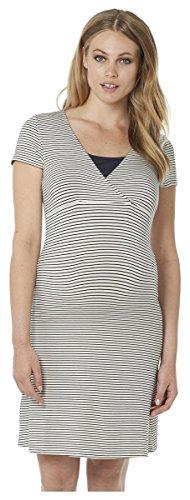 Umstandsmode noppies verführerische Nursing Nachthemd Schwangerschaftsnachthemd, XL (42-44), 20580