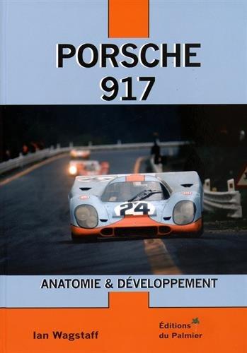Porsche 917 - Anatomie & Développement