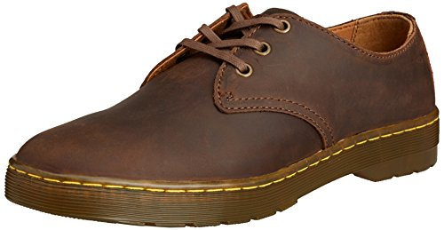 Dr. Martens Men's CORONADO Crazy Horse Derby brown Size: 9 UK