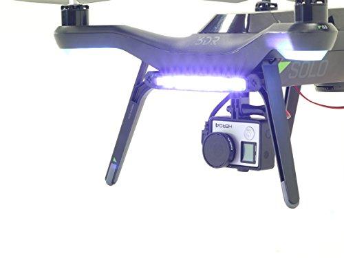 Polar pro - Polarpro polapro 3dr Solo scheinwerfer y rücklichter