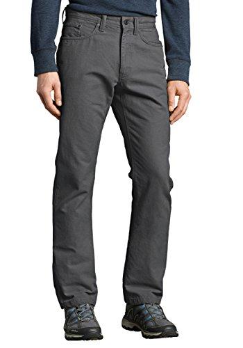 Eddie Bauer Herren Mountain Jeans Grau