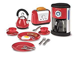Casdon 647 Morphy Richards Kitchen Set, Red, 30 x 26 x 19 cm (B0080MSGFQ) | Amazon price tracker / tracking, Amazon price history charts, Amazon price watches, Amazon price drop alerts