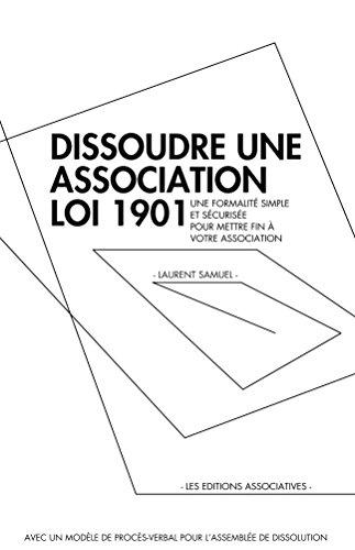 Dissoudre Une Association Loi 1901 Une Formalite Simple Et Rapide