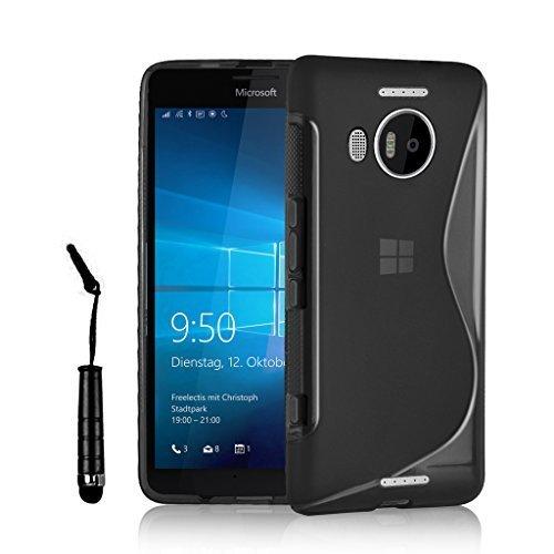 microsoft-lumia-950-premium-tpu-hydro-griff-s-line-wave-muster-silikon-gel-schutzhulle-hulle-tasche-