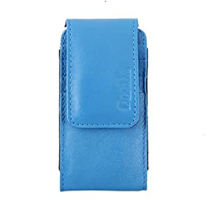 DooDa Genuine Leather Case Cover For HUAWEI Y6