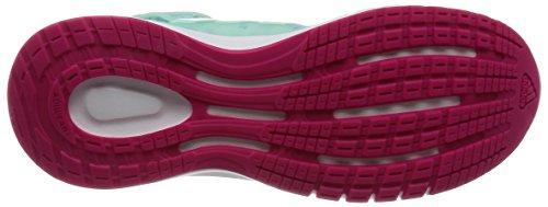 adidas Energy Cloud K, Scarpe da Corsa Bambino, Verde, 36 2/3 EU Verde