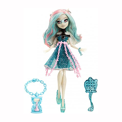 Monster High - Verspukt Geisterschüler / Haunted - Rochelle (Rochelle High Monster Goyle)