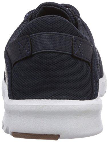 Etnies Scout, Chaussures de skateboard homme Bleu (Navy/White/Gum/478)