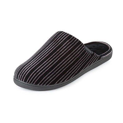 Stripe Chinelos Homens Mula Listras Exterior Velours Able2 Isotônicas Pillowstep SnqRaWz