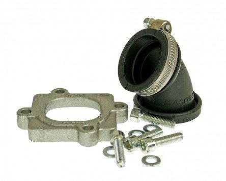 Pipe d'admission MALOSSI MHR Viton 30mm - MBK NITRO 50