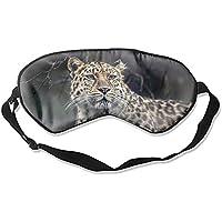 Schlafmaske für gute Nacht, Leopardenmuster, weich und bequem, Augenbinde für vollständige Verdunkelung und Lichtblockierung preisvergleich bei billige-tabletten.eu