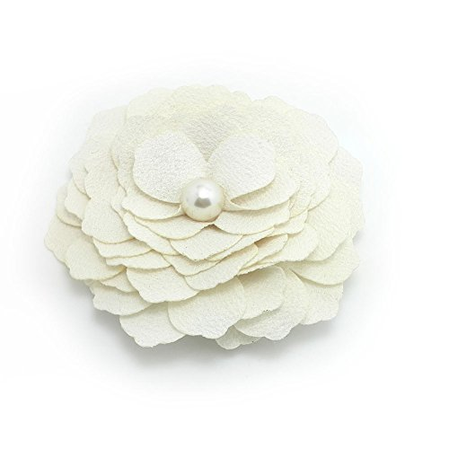 meilliwish-fabric-flowers-wedding-women-girls-hair-clip-hairpina76ivory