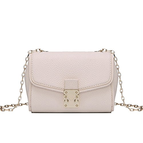 Moda Piccole Donne Piazza Borsa Multicolore White