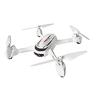 Hubsan X4 H502S 720P 5.8G FPV Drone , 4CH 6-axis Gyro / 720P Camera / Headless Mode / GPS Position / One Key to Return by ZEEPIN