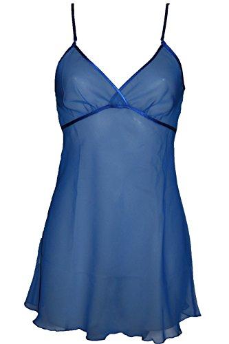 LingaDore - Chemise de nuit - Femme Bleu