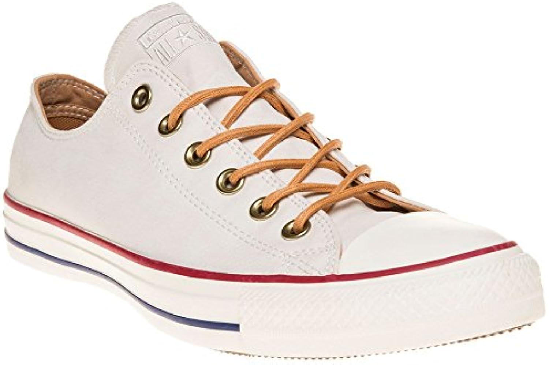 Converse All Star OX Herren Sneaker Weiß