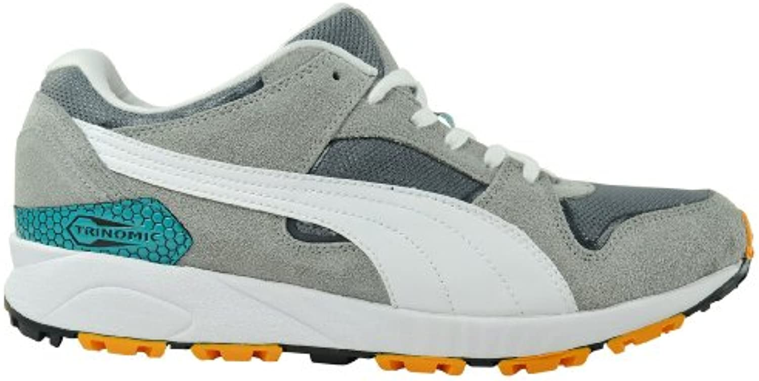 Puma Trinomic XC Lo Sneaker Steel Gray / White / Z