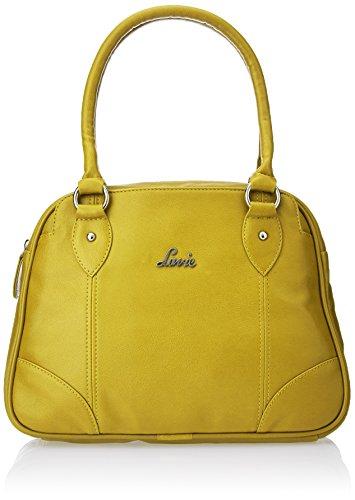 Lavie Puffbacks 3C Med Women's Handbag (Yellow)