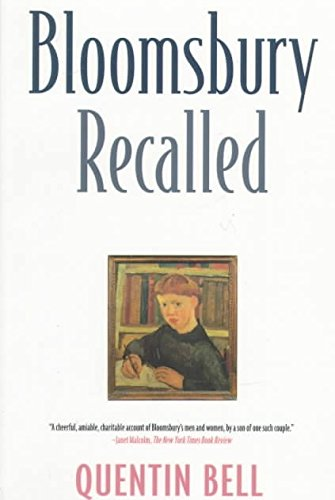 [Bloomsbury Recalled] (By: Quentin Bell) [published: March, 1997]