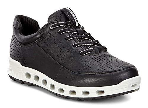 ECCO Damen Cool 2.0 Sneaker, Schwarz (1001black), 37 EU