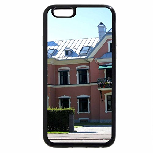 iPhone 6S / iPhone 6 Case (Black) Big House