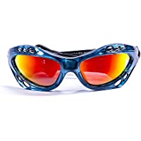 OceanGlasses - Cumbuco - Polarized Sunglasses - Frame : Blue - Lens : Revo Red (15001.6)