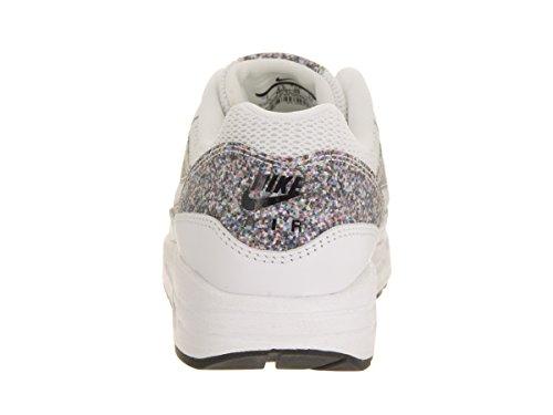 Scarpa Air 1 Casuale Bianco Nero 100 Nike È Max TIRqq4