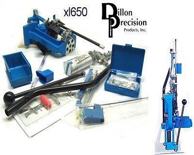 Dillon pressa XL650 calibro 45ACP senza dies