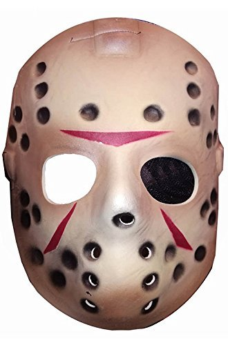 PARTY DISCOUNT Hockeymaske Jason, Deluxe EMPFEHLUNG