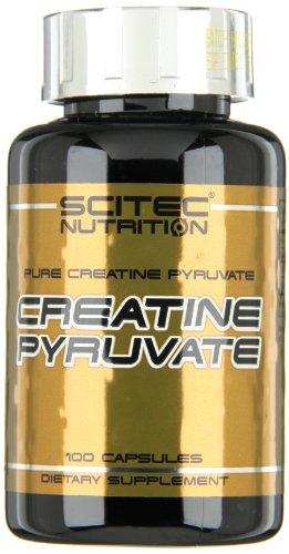 Scitec Ref.105813 Créatine Complément Alimentaire 100 Capsules