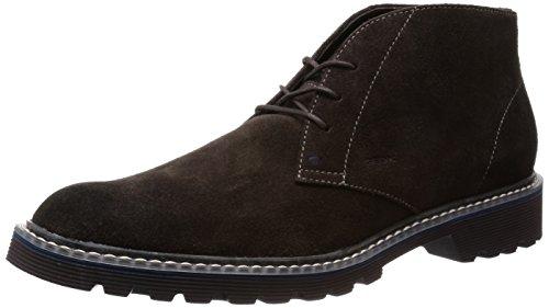 Geox  U New Igor, Chaussures de ville à lacets pour homme Marron - Mud